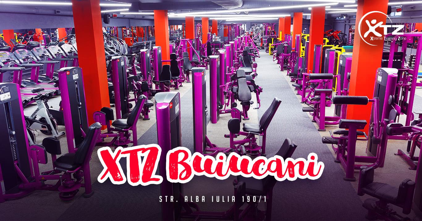 XTZ Fitness Buiucani