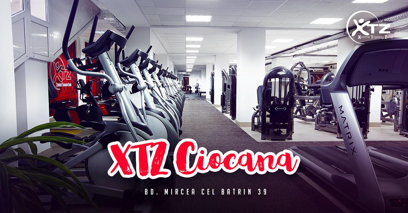 XTZ Fitness Ciocana