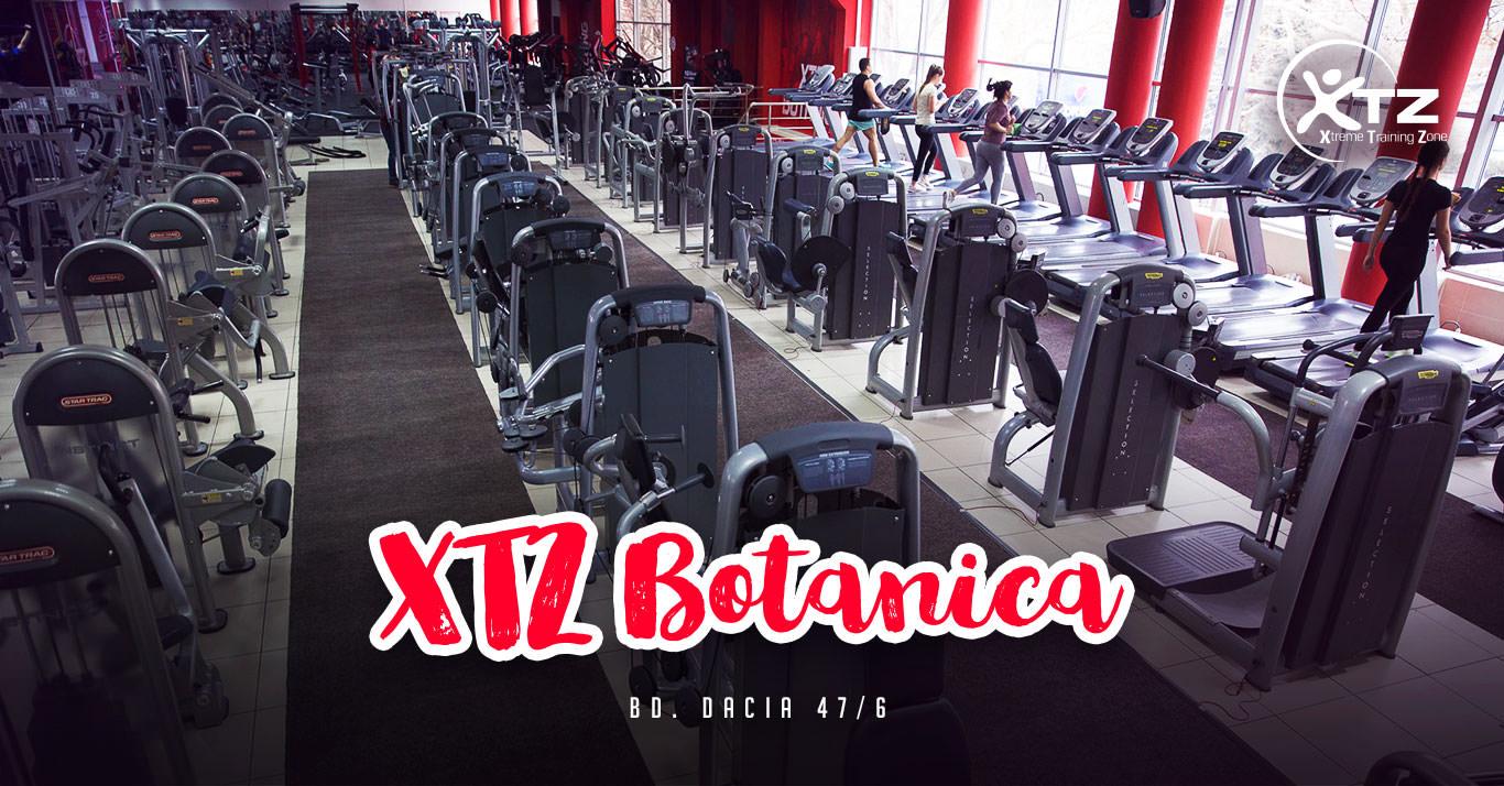 XTZ Fitness Botanica